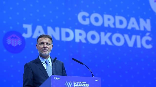 Zagreb: Drugi dan 24. izbornog kongresa Europske pučke stranke