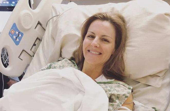 Voditeljica je usred prijenosa uživo saznala da ima rak dojke