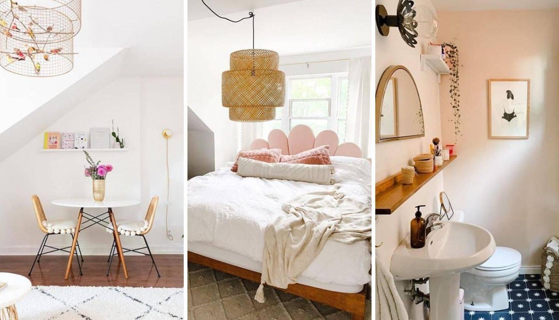 Dizajnerica interijera pretvorila svoj stan u dom iz snova s malo novca i minimalnim uređenjem