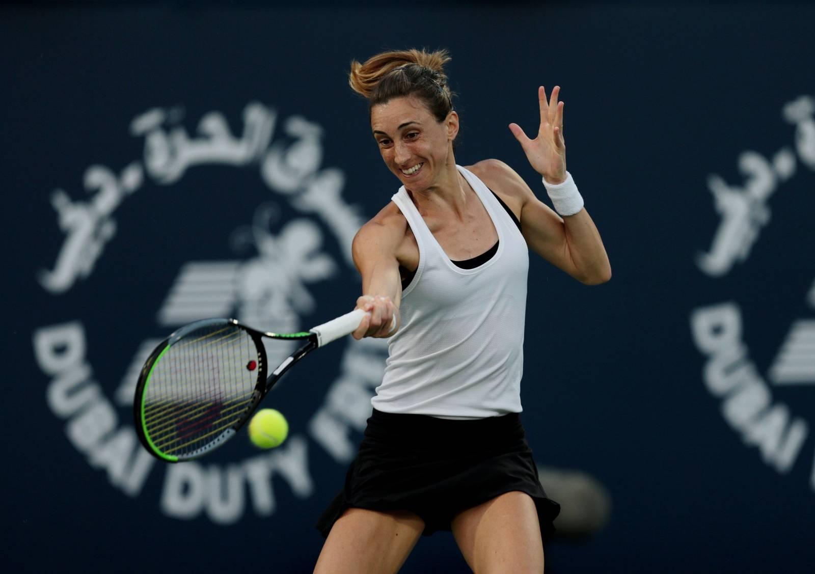 FILE PHOTO: WTA Premier - Dubai Tennis Championships