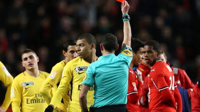 Coupe de la Ligue - Stade Rennes vs Paris St Germain