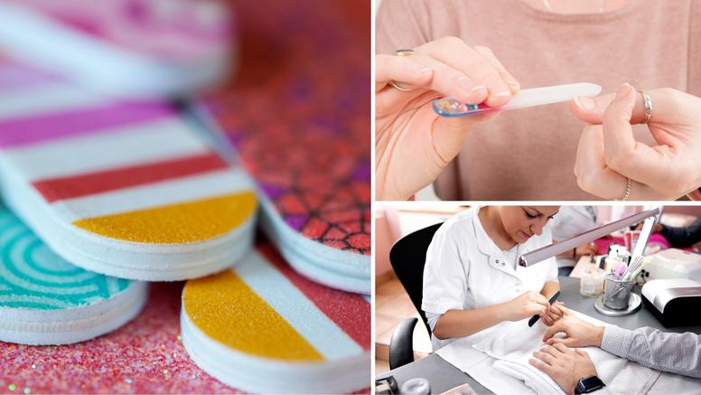 Staklene vs. kartonske rašpice za nokte: Otkrijte koje su bolje