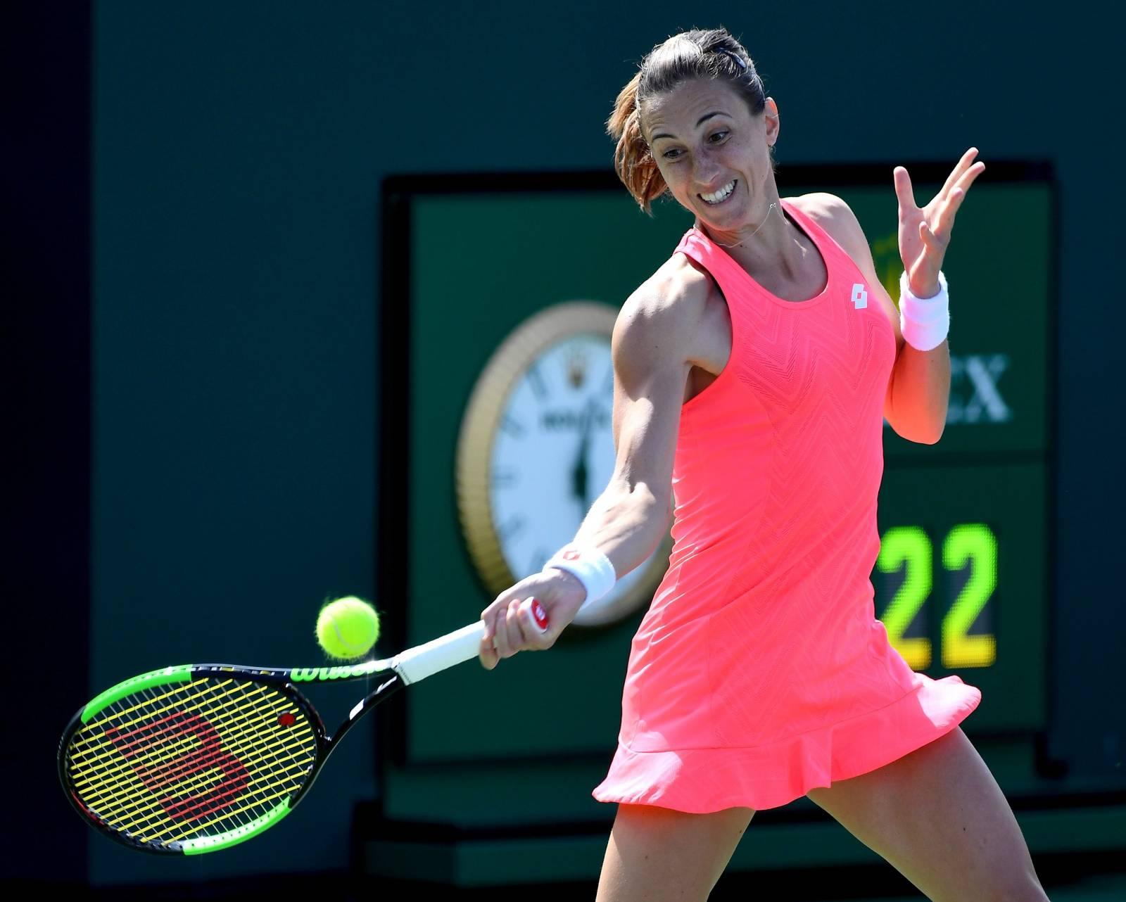 Tennis: BNP Paribas Open-Day 3