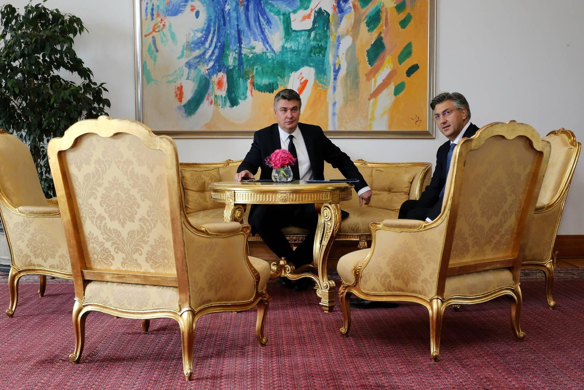 Milanović: Ne može se 'Za dom spremni' tretirati kao kad se netko napije i razbije bocu