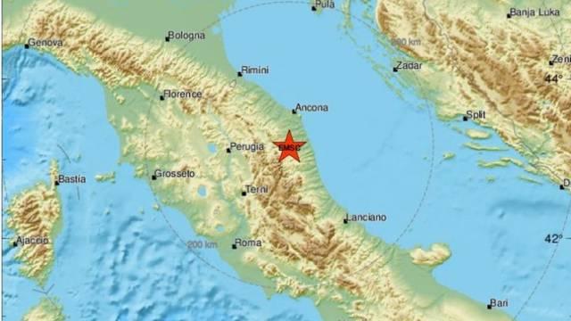 Potres magnitude 4.2 stresao Italiju: 'Dobro se osjetio...'