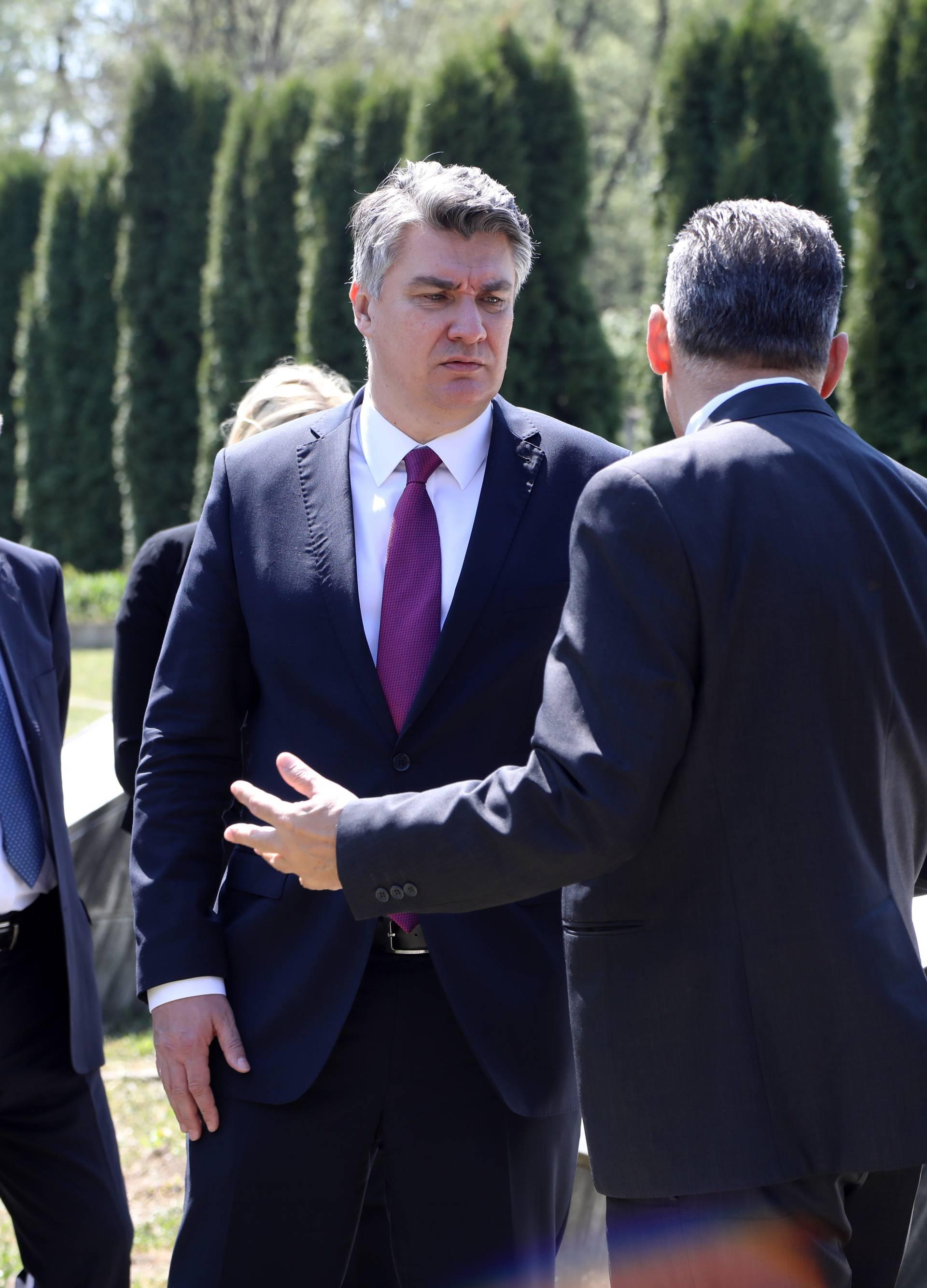 'Sumnjam da će Plenković pristati na zajednički vijenac'