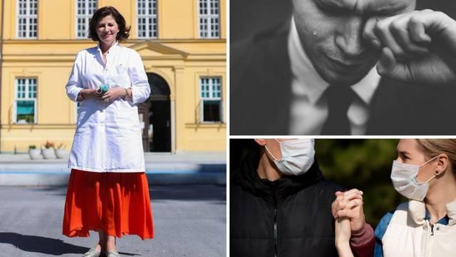 Recepti protiv psihoze korone: Neki će oboljeti od PTSP-a, a mnoge već muči tjeskoba...