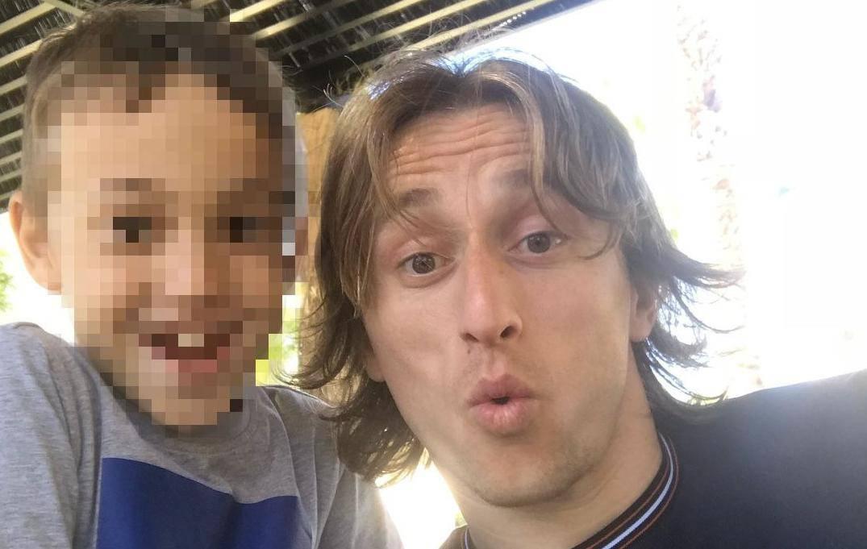 Luka ne može vjerovati: Otac u Peruu sina nazvao po Modriću