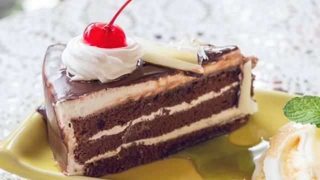 Čoko-torta bez mlijeka, jaja i maslaca - prefina, a brzo gotova