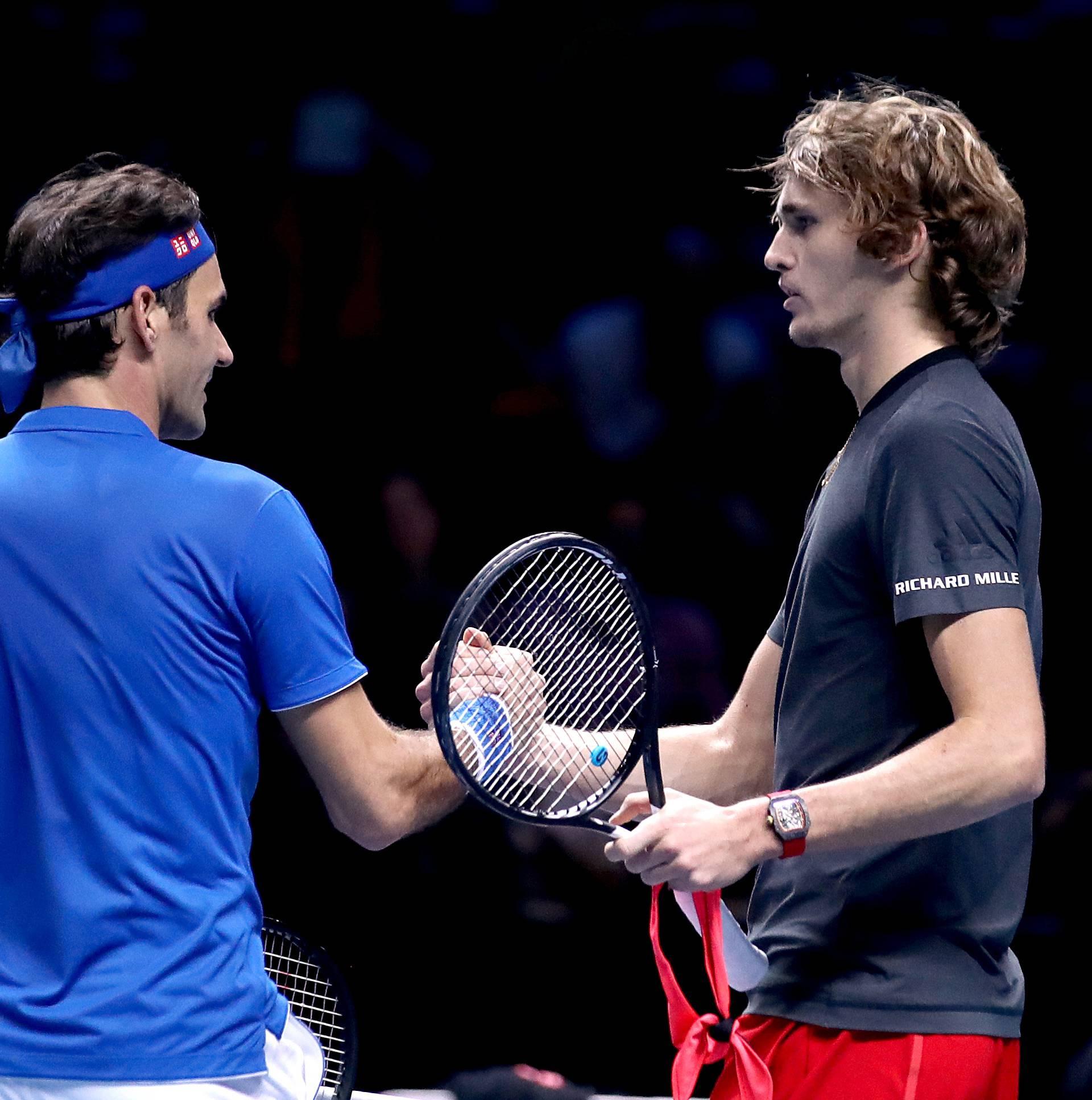 Nitto ATP Finals - Day Seven - O2 Arena