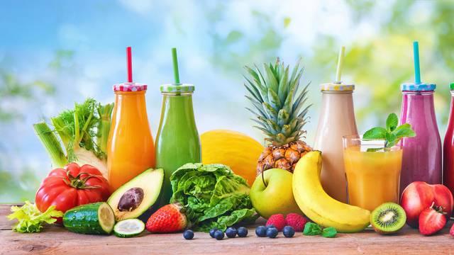 Smutite si smoothie! Napravite svoju idealnu čašu zdravlja za energiju i dugotrajnu sitost