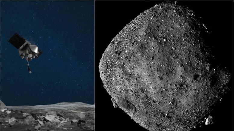 Porasli izgledi da bi se astroid Bennu mogao zabiti u Zemlju