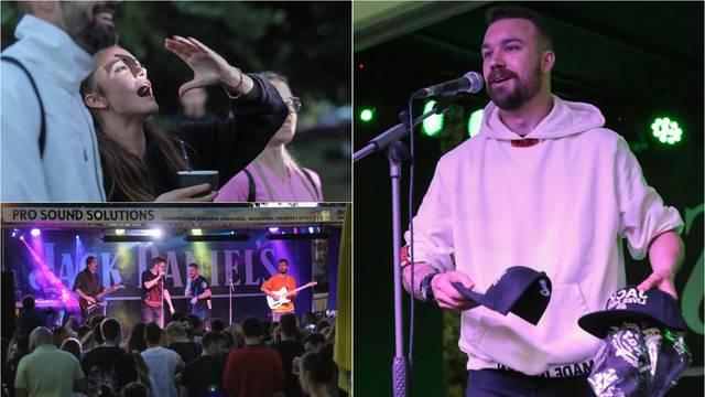 Najukusnija klopa i najbolja glazba: Zembo Latifa na Jarunu napravio koncert za pamćenje