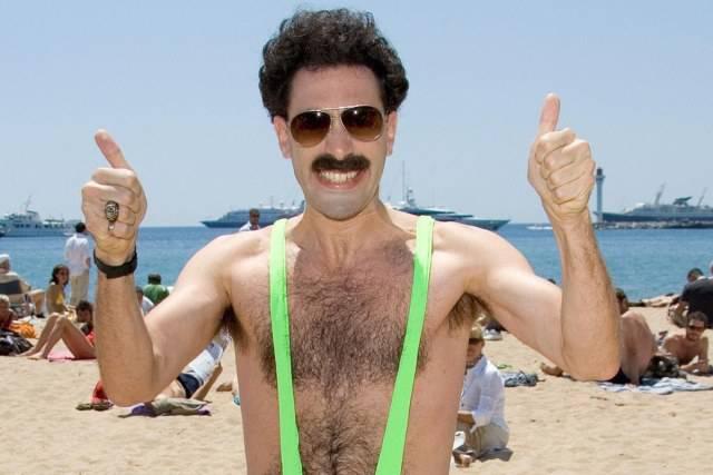 Sacha Baron Cohen pred izbore najavio novi film s Boratom