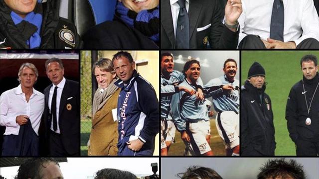 Za naježiti se: Mancini poručio prijatelju 'Prejak si ti, Siniša'