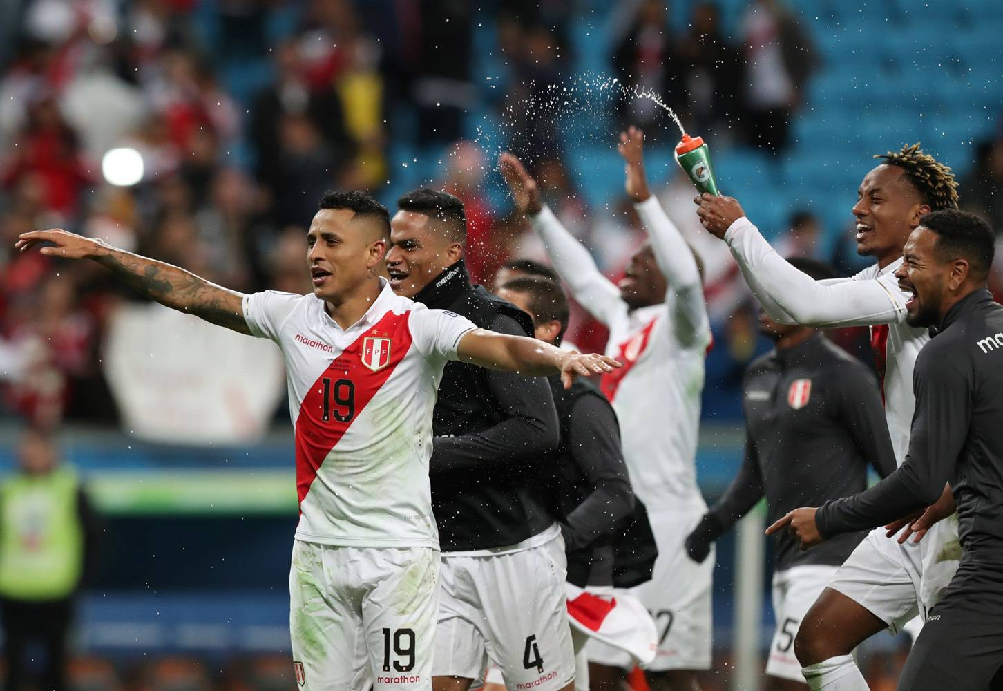 Peru je šokirao Čile! U finalu je Copa Americe nakon 44 godine