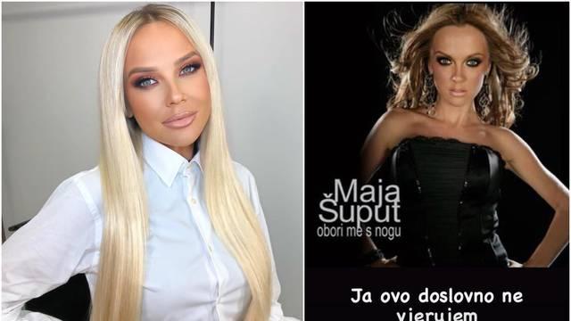 Maja Šuput: 'Ne vjerujem kako sam izgledala prije 14 godina'