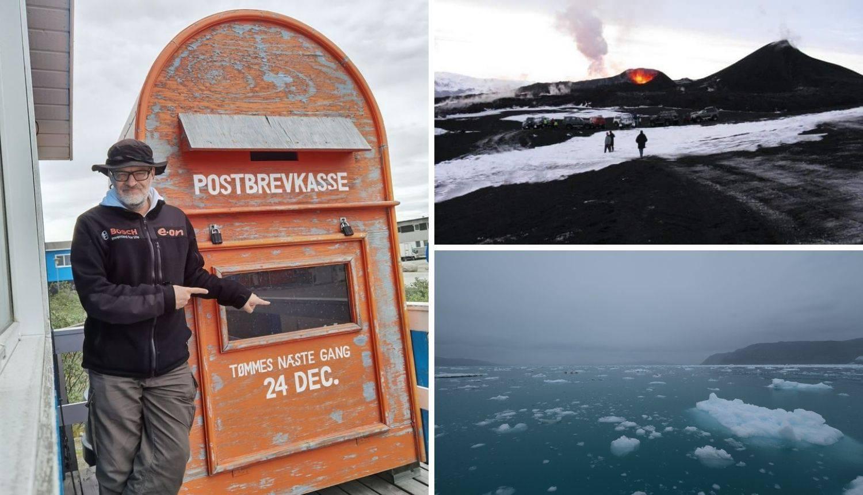 Život na sjeveru: Hrvatski avanturist otkrio zašto je ovo najgora godina za artički led
