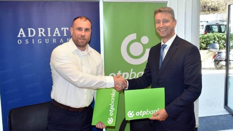 OTP banka i VK Jug Adriatic osiguranje potpisali novi sponzorski ugovor