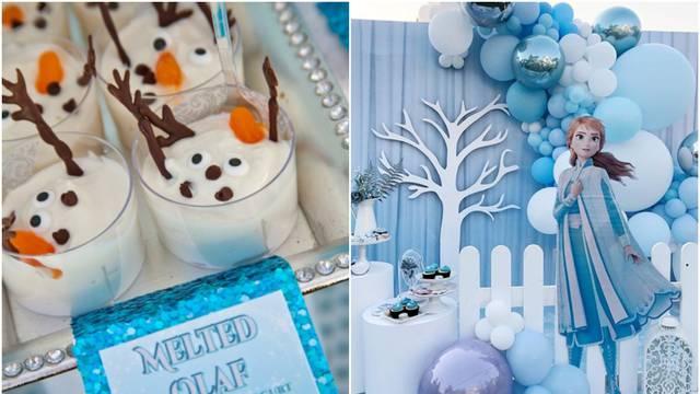Za male 'Else': Torte, muffini i ledene boje iz omiljenog crtića