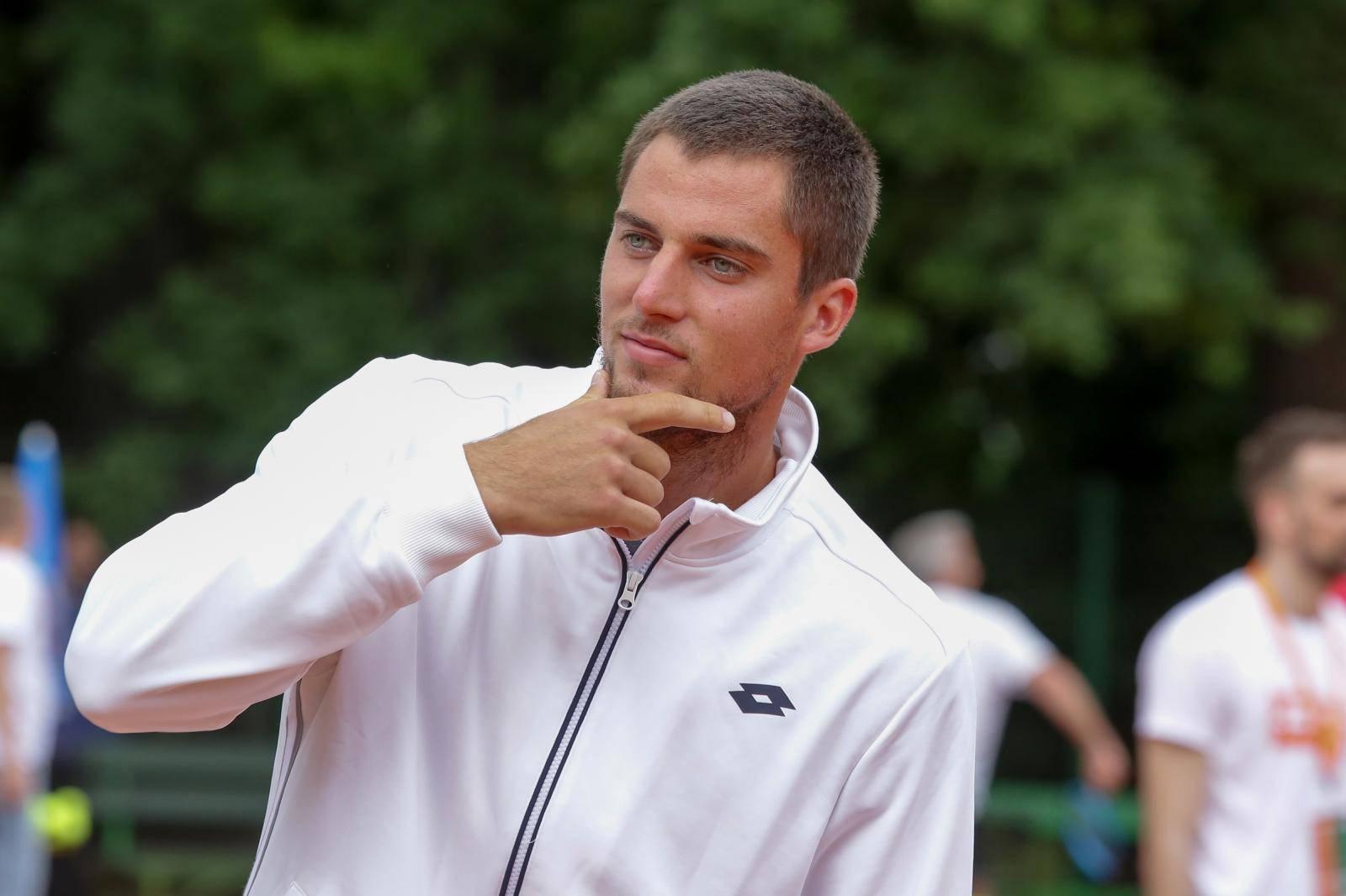 Osijek: Hrvatski Premier Tenis, Kids day