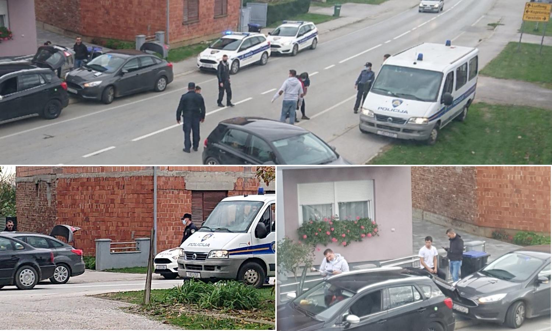 Nekoliko stranaca pronašli u automobilu kod Ludbrega
