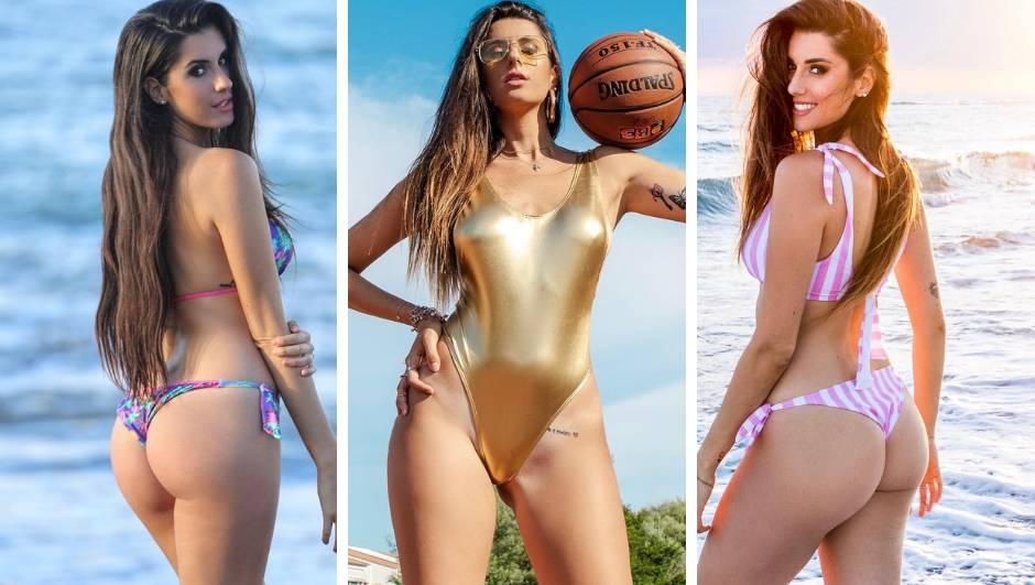 Skinula se za Playboy, ali joj je košarka i dalje najveća ljubav...