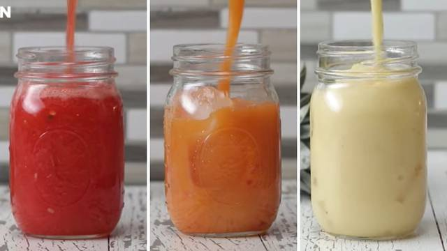 Osvježite se uz ova četiri fina napitka koji su gotovi u minuti