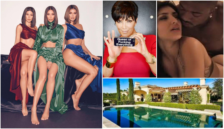 Kraj jedne ere: Kimin pornić ih je proslavio, žive u besramno bogatim vilama, ali mama je šef