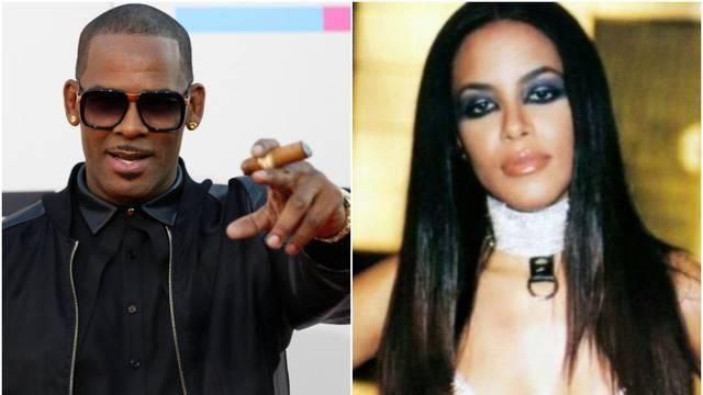 R. Kelly neprimjereno pjevao o Aaliyah kad je imala 12 godina
