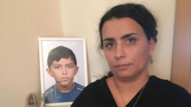 'Gledam ih u oči i želim pravdu za svoje dijete, svog Gabrijela!'