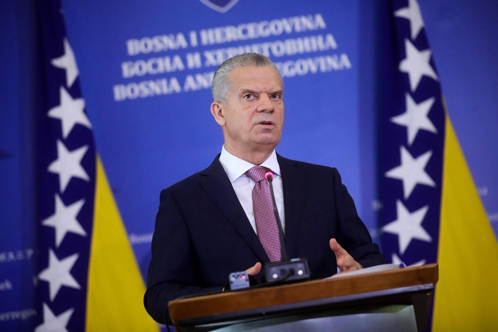 Sarajevo: Fahrudin Radončić podnio ostavku