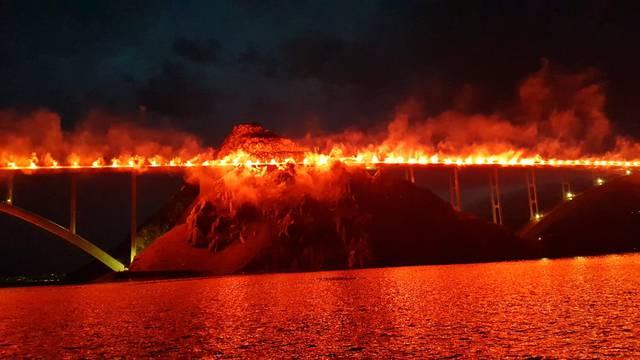 Riječani su zapalili Krčki most za Oluju, slušali Dujmićeve hitove