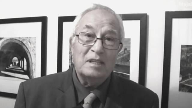 Umro riječki novinar, publicist i fotograf Borislav Ostojić (83)