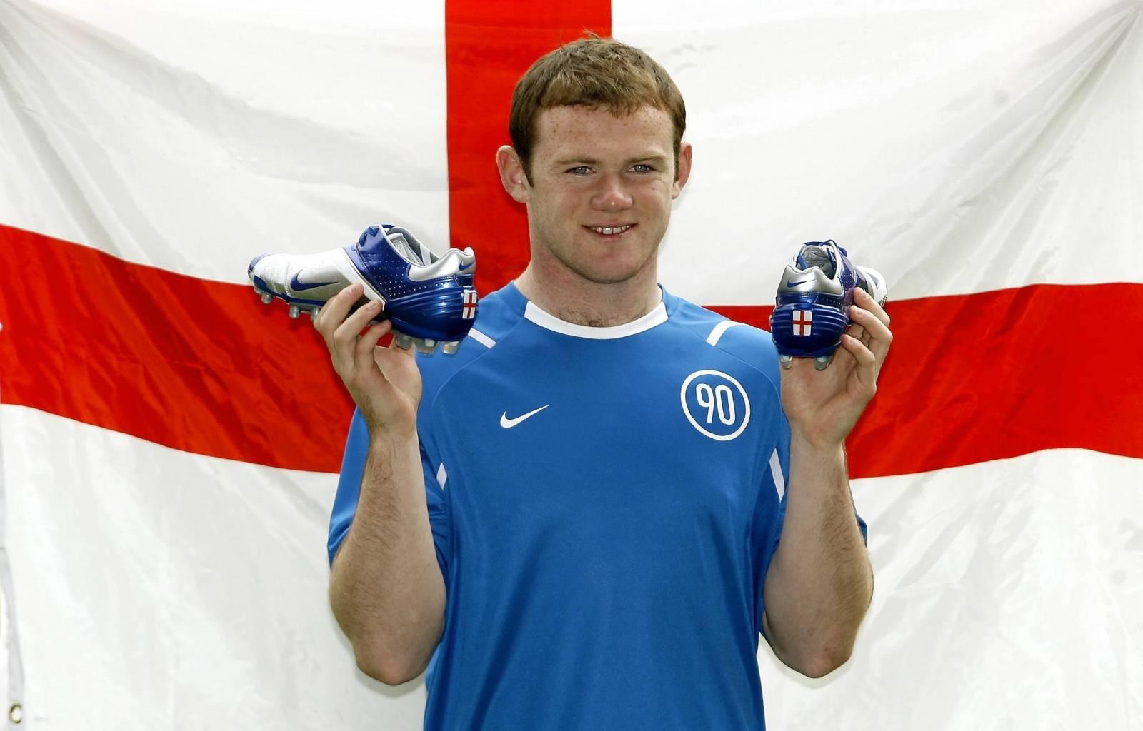 Wayne Rooney File Photos