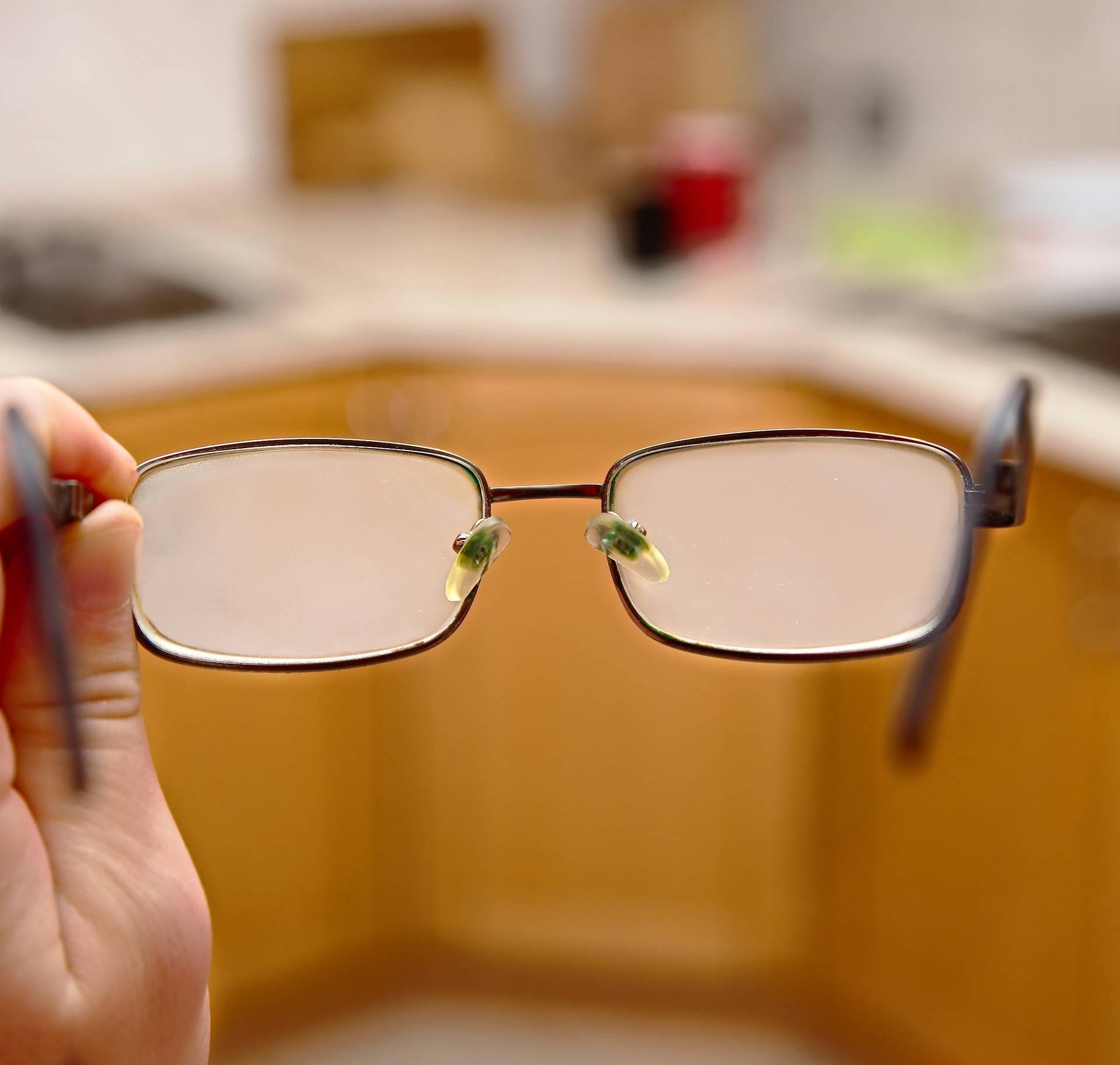 Odličan trik kako da vam se naočale više nikada ne zamagle