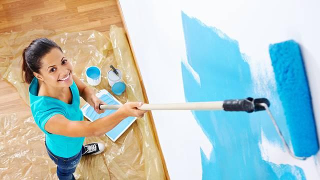 Idealne boje za svaku prostoriju