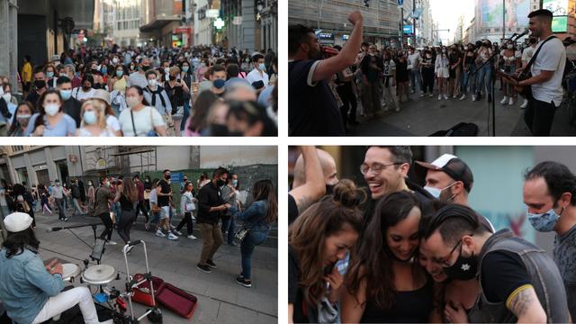 Španjolska ukinula izvanredno stanje, mladi pohrlili na ulice