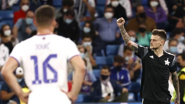 Champions League - Group D - Real Madrid v Sheriff Tiraspol