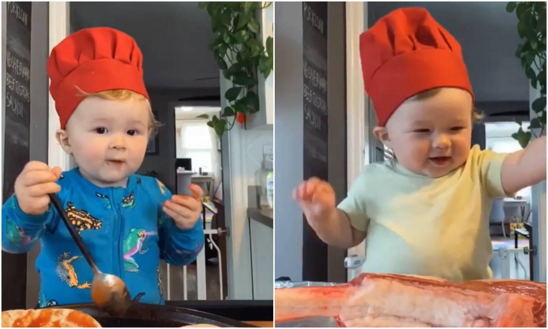 Najmlađi food influencer: Star je tek godinu, a već je 'slavan'