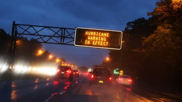 SAD očekuje uragan Henri: 'Ovo je situacija opasna po život'