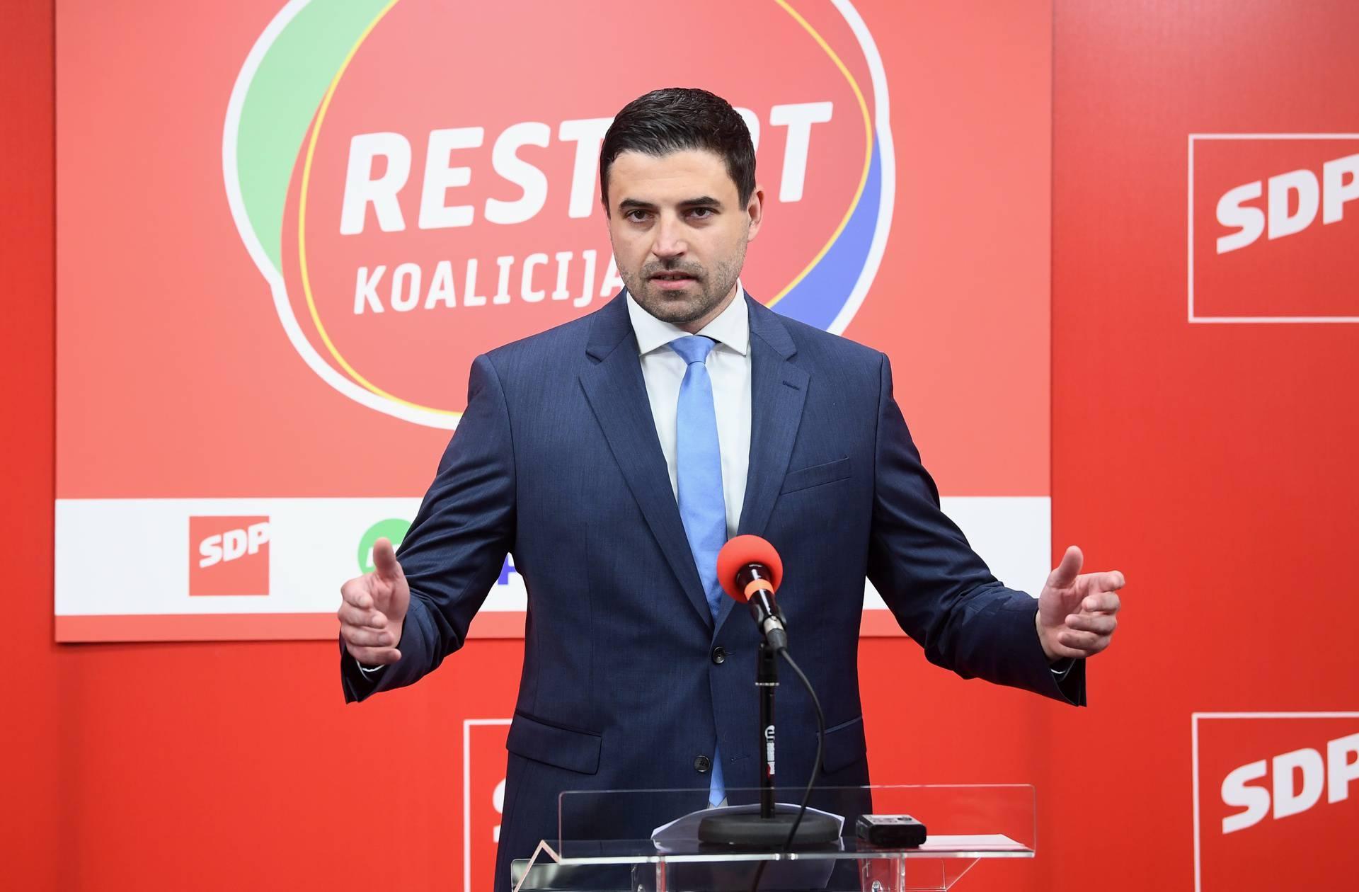 'Nije ovo boksački meč mene i Plenkovića, nego predstavljanje najboljeg tima, ali i programa'