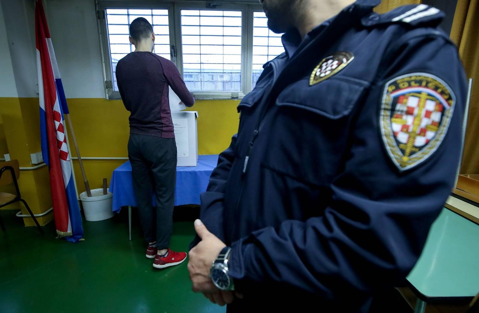 Zagreb: Zatvorenici u Remetincu glasovali za svog predsjedničkog kandidata
