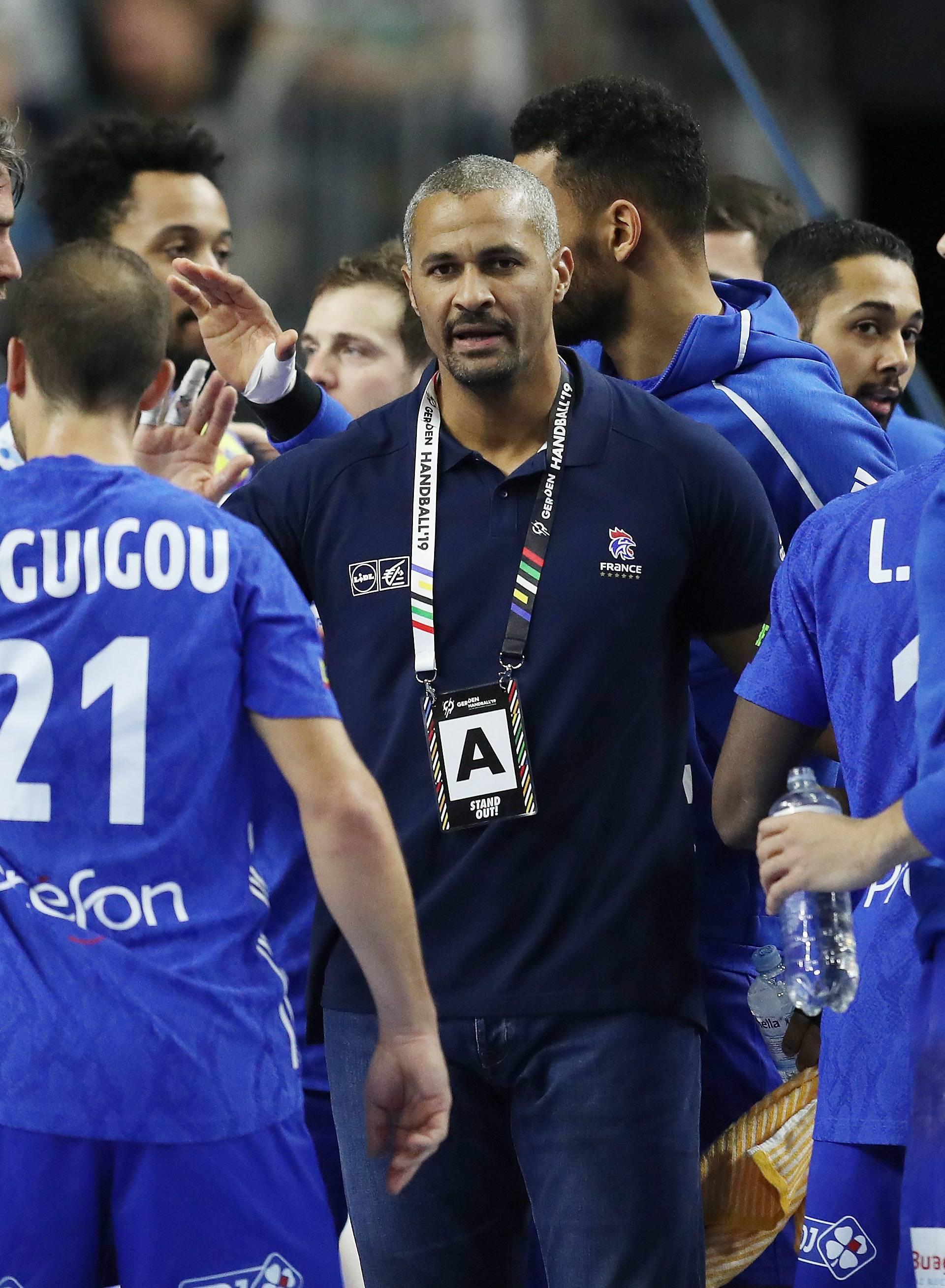 firo: 19.01.2019, Handball: World Cup World Cup Main Round France - Spain