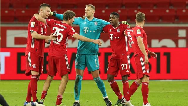 firo: 19.12.2020 Soccer: Soccer: Bundesliga, season 2020/21 Bayer 04 Leverkusen - FC Bayern Munich