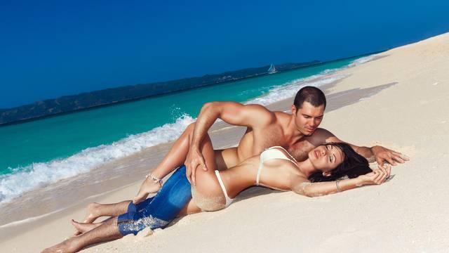 'Seks je najbolji na godišnjem odmoru' - kaže većina parova