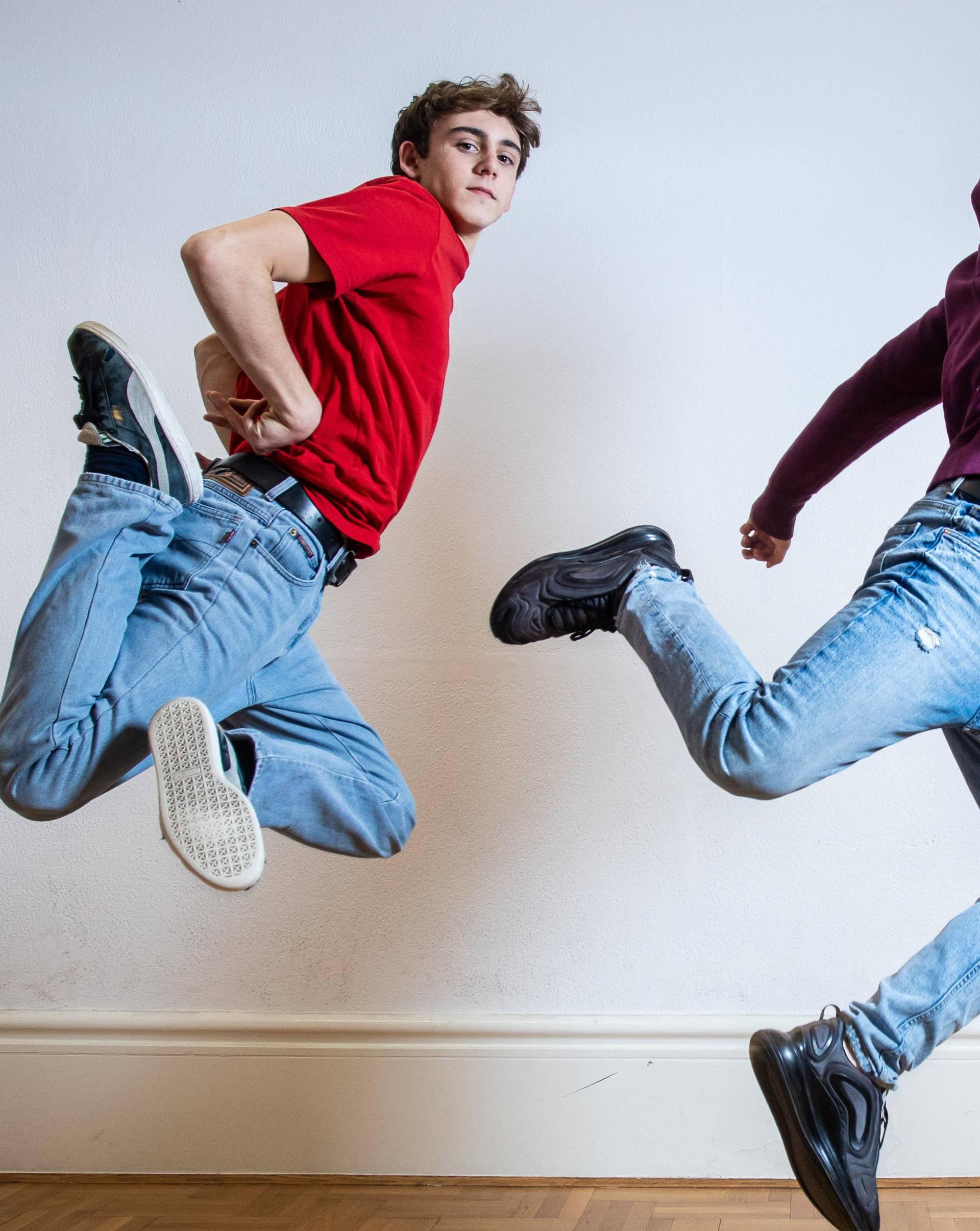 Nakon Supertalenta prebacili se na YouTube: 'I baka pleše...'