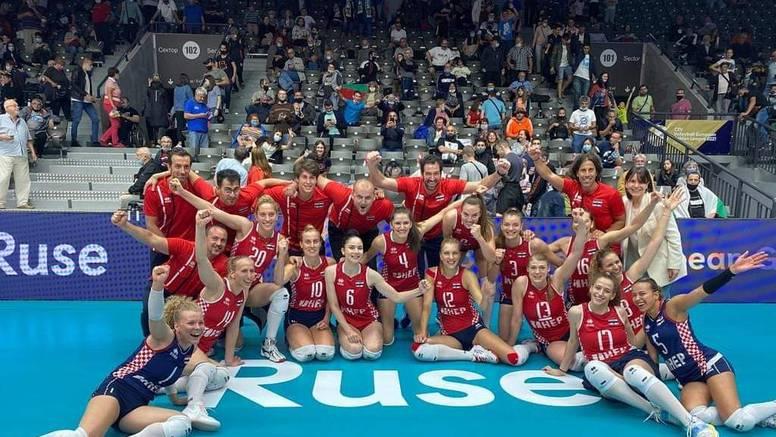 Španjolke su pale! Hrvatice su u finalu Zlatne europske lige