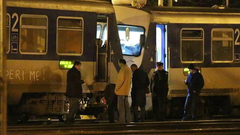 Glavni kolodvor: Sudarila su se dva vlaka, nema ozlijeđenih