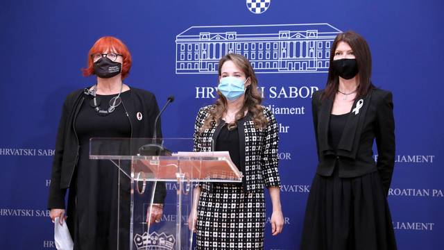 Zagreb: Konferencija za medije Odbora za ravnopravnost spolova